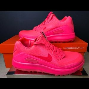 Nike Air Zoom 90 IT Solar Red Golf Shoes 844648-60